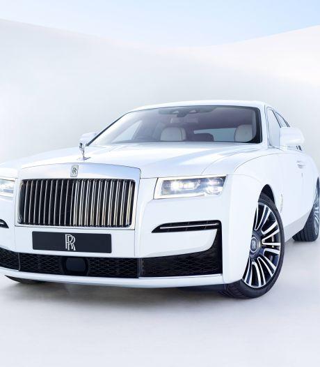 'Instapmodel' van vier ton: op pad met de nieuwe Rolls-Royce Ghost
