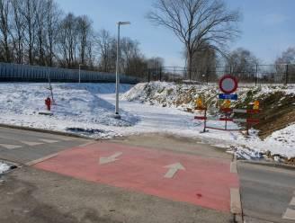 1,5 kilometer lange fietssnelweg langs E40 tussen Kraainem en Brussel bijna klaar