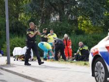 Man zwaargewond achtergelaten in hofje na steekpartij in Pendrecht
