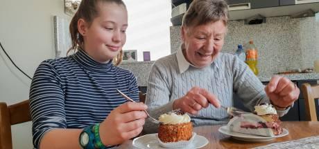 Gebaksplan zorgt voor contact tussen leerlingen en ouderen