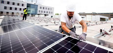 Extra subsidie voor zonnepanelen in Rotterdam