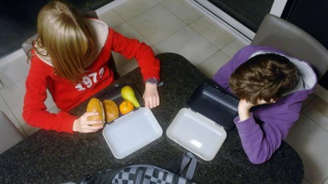 Geen gratis maaltijden op school voor kinderen in armoede