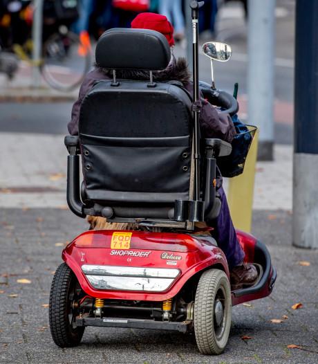 Verdubbeling verkeersdoden: scootmobiel moet veiliger worden