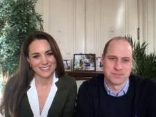 """C'est vraiment important"": le prince William et Kate encouragent à la vaccination"