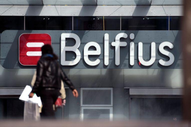Belfius, dat zo'n 4.500 voltijds equivalenten in dienst heeft, bouwt onder de naam 'Drive 2020' aan een nieuw personeelsbeleid.  Beeld Photo News