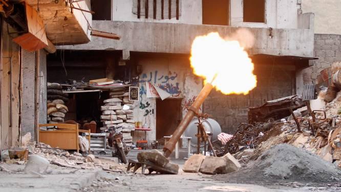 """""""Turkije leverde wapens aan islamisten in Syrië"""""""