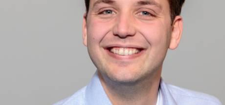 GroenLinkser Hanno Krijgsman zegt Overbetuwse politiek vaarwel