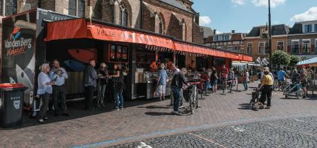 Duitse smulpapen blijven weg op markt Winterswijk: 'Dat merken wij direct'