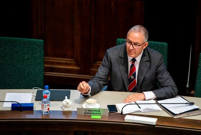 Burgemeester Ahmed Aboutaleb, hier op archiefbeeld.