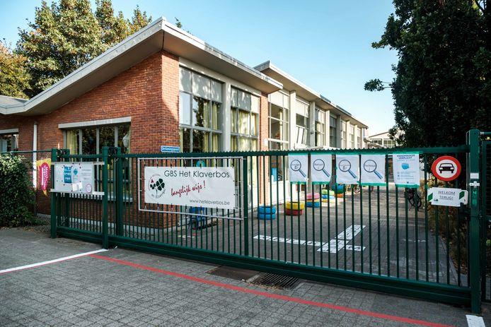 Basisschool Het Klaverbos in de Jan Sanderslaan mag op termijn ook de kleuters van de wijkschool Boskabouters verwelkomen.