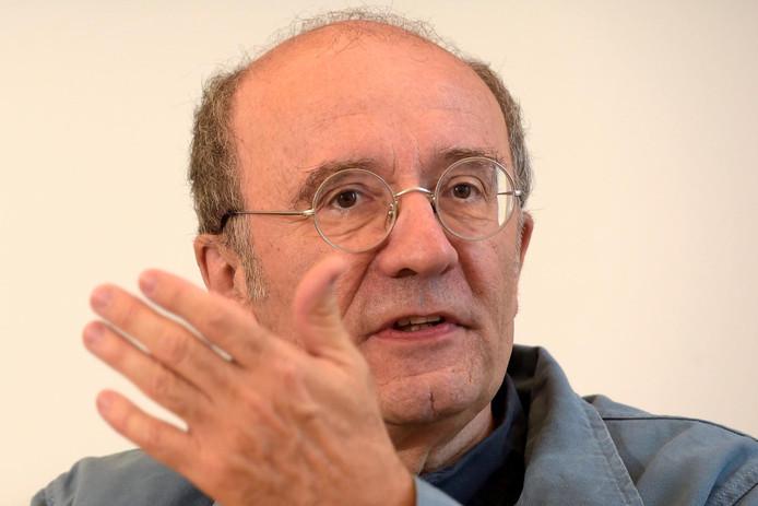 Philippe Geluck, en 2015