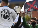 Super League lijkt flop nadat zes Engelse clubs uit nieuwe competitie stappen