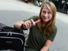 Voor Hengelose Miriam Groothuis is de vakantie geslaagd als ze minimaal één wachtwoord is vergeten