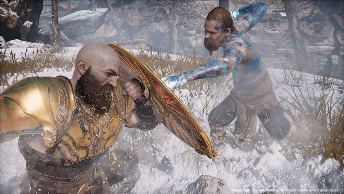 God of War, illustratiebeeld.
