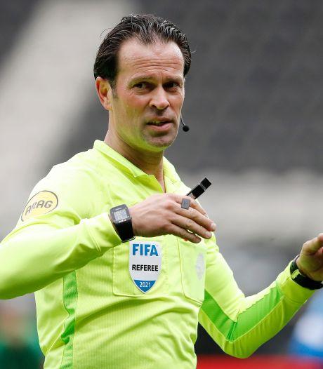 Weerzien scheidsrechter Nijhuis en Schmidt bij PSV - Feyenoord