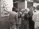 Peter Heuvelmans trok in de  jaren 70 met zijn Living Blocks aandacht van onder anderen koningin Juliana in de Jaarbeurs in Utrecht.