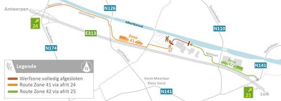 Het wegdek van de Nikelaan wordt vanaf midden juni vernieuwd.