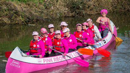 Pink Ribonettes krijgen steun voor lovenswaardig werk