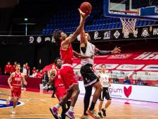 Heroes wint basketbalgevecht van Feyenoord
