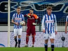 Heerenveen kan ook thuis tegen RKC zwakke reeks niet stoppen