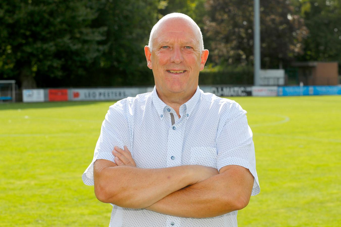 Guy Van Weyenberge, voorzitter van Diegem Sport.