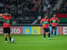 NEC komt tekort tegen FC Utrecht en ziet ongeslagen reeks op harde wijze ten einde komen