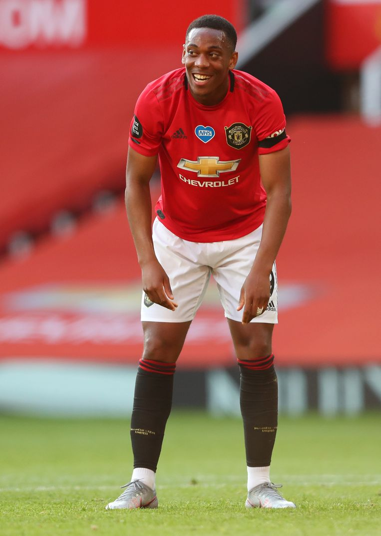 Anthony Martial Beeld Getty Images
