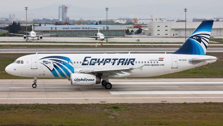 EgyptAir kreeg de afgelopen decennia al met heel veel incidenten te maken: van kapingen over technische fouten tot menselijke fouten. Beeld epa