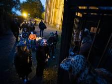 Grappende griezels aan zet tijdens Gezins-Griezeltocht in Gemert