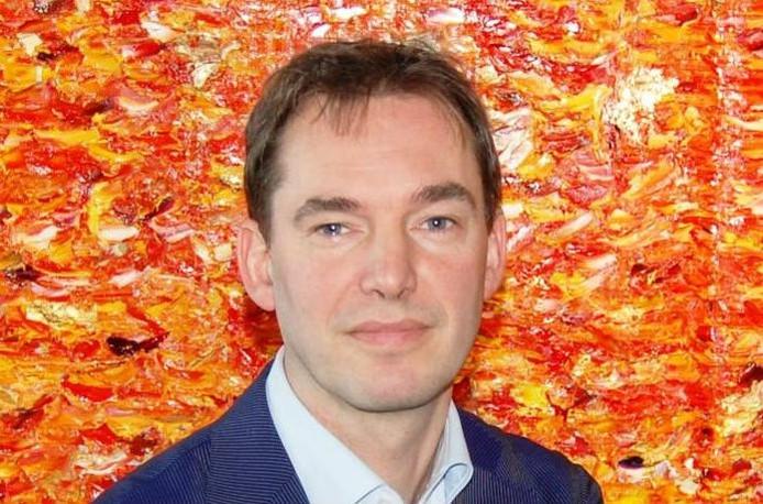 De nieuwe gemeentesecretaris van Eersel, Thijs Offermans