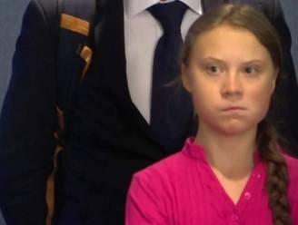 """Greta Thunberg verklaart haar woeste blik toen Trump binnenwandelde: """"Ik was in shock"""""""