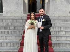 Corona dwarsboomt bruiloft: 'Ik heb keihard gehuild'
