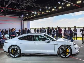 Al 700 pre-orders voor eerste volelektrische Porsche in België