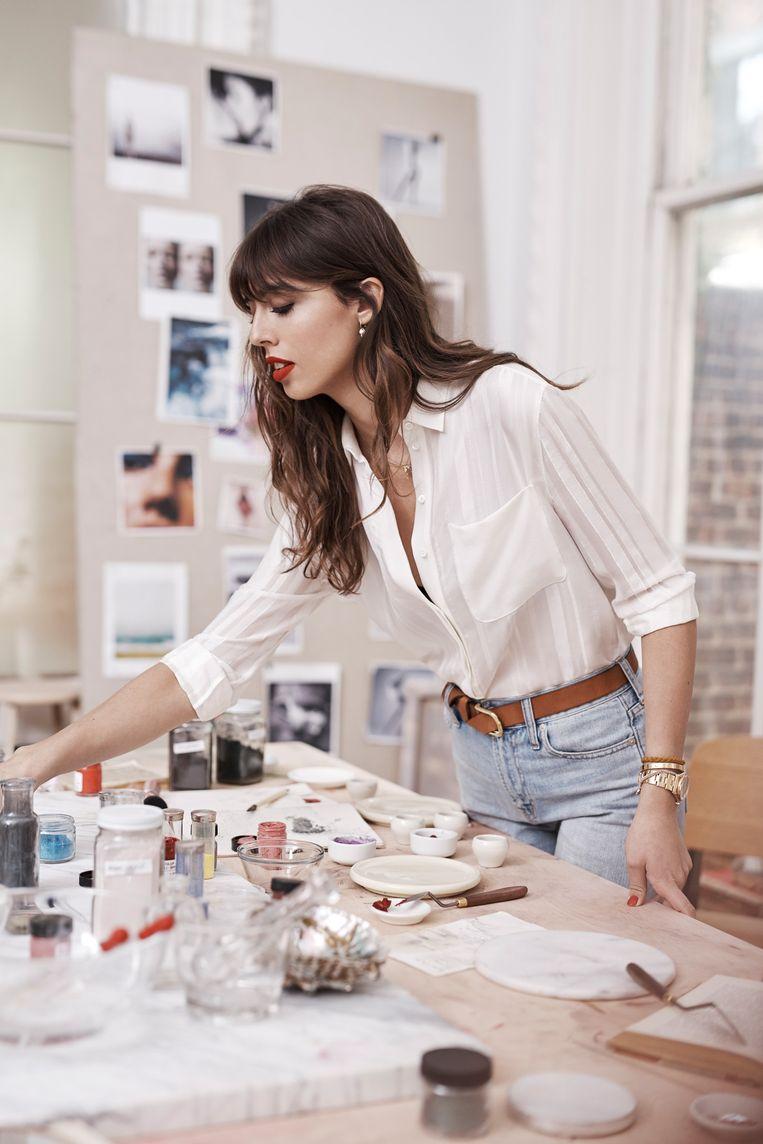 Violette, Global Beauty Director en make-upartist