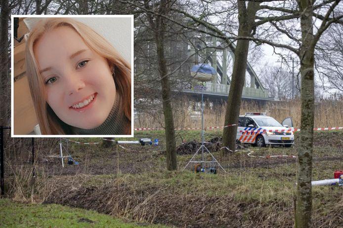Het lichaam van Lotte (14) is op 10 januari aangetroffen nabij het bedrijventerrein Het Wendelgoor in Almelo (provincie Overijssel). Het meisje woonde in deze stad.
