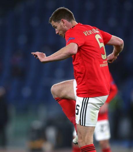 Vertonghen et Benfica partagent face à Arsenal, le Napoli battu à Grenade