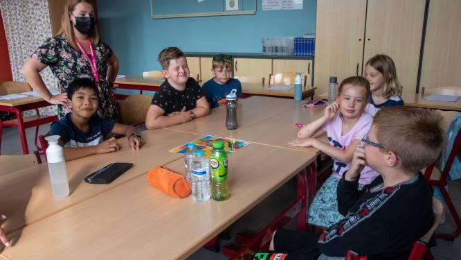 """Zomerschool in Gilo Balegem: """"Spelletjes spelen en leerstof opfrissen"""""""
