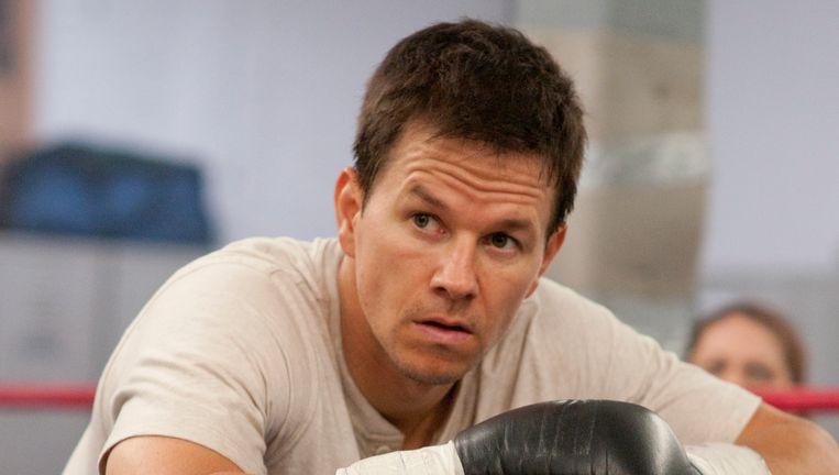 Acteur Mark Wahlberg in The Fighter. Beeld ap