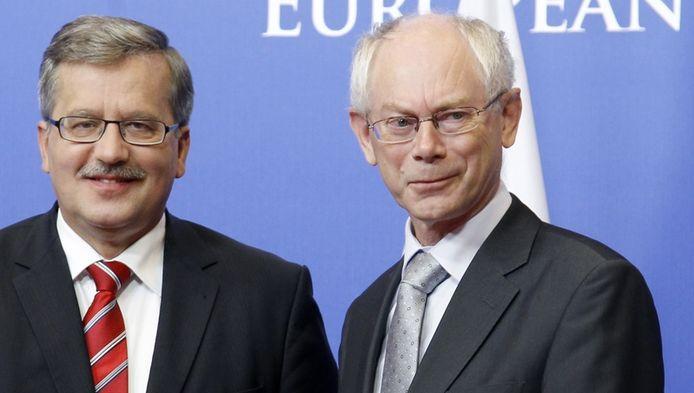 Herman Van Rompuy est le politicien belge le mieux payé.