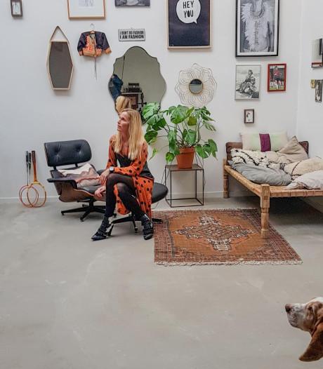 Marieke Rusticus woont in een oude zuivelfabriek