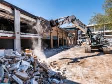 Het grote slopen is begonnen aan de Wal in Oss: oude winkels maken plaats voor Walkwartier