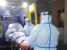 Les hospitalisations à leur plus haut niveau depuis le début de l'année