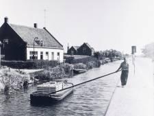De rolpaal was berucht bij Westlandse tuinders en schippers: 'Door scherpe bocht richting Honselersdijk'