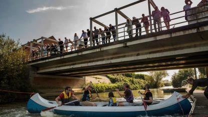 Jaarlijks IJzerfeest in Houtkerkque en Roesbrugge