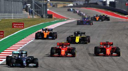 """Op naar een spannendere strijd? """"Formule 1-teams aanvaarden budgetplafond"""""""