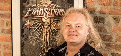 Eric Philippe, le Liégeois qui dessine des pochettes d'album de rock