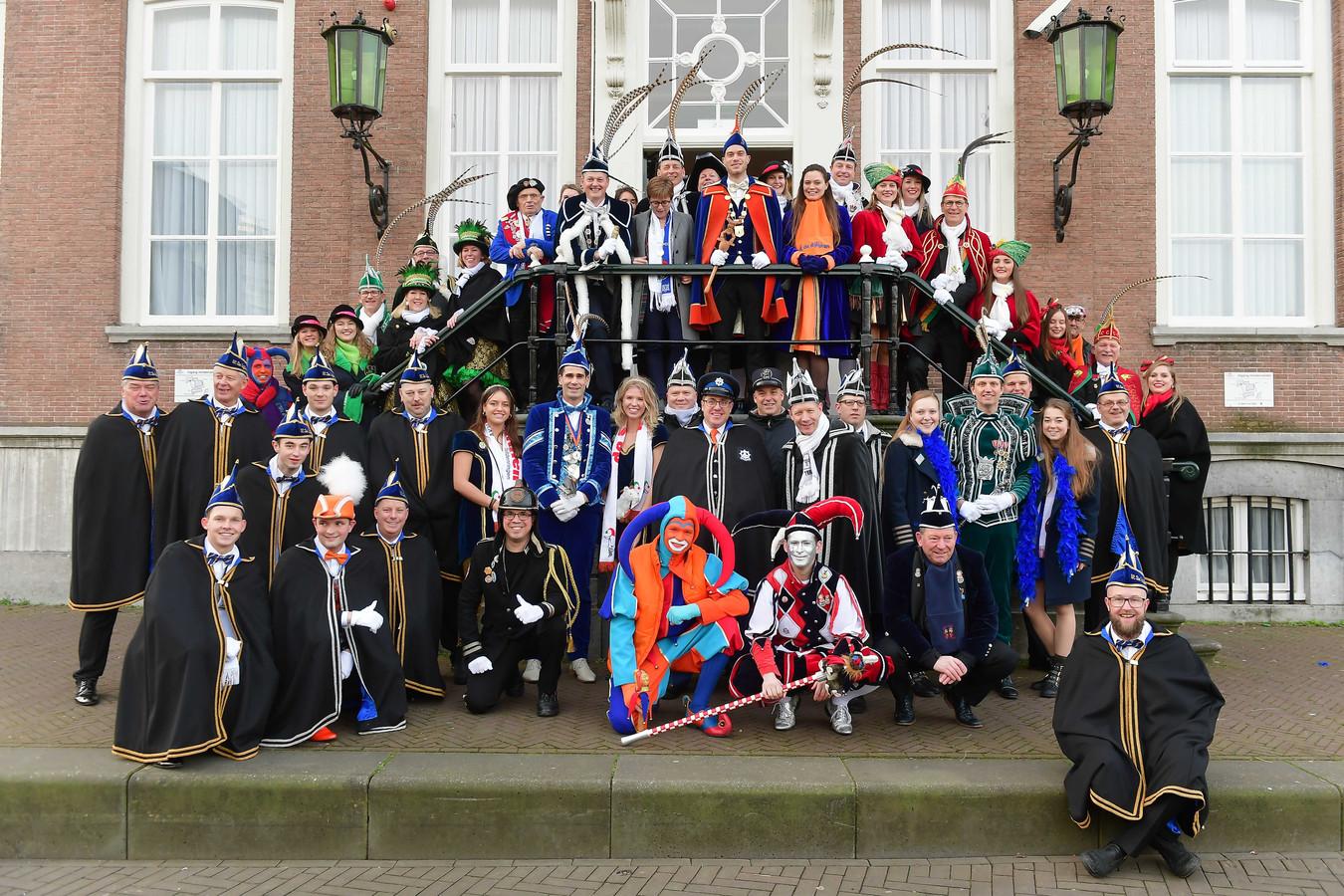 Prins Thomas III is de leutvorst van Stijlorenrijk (Etten) tijdens carnaval.