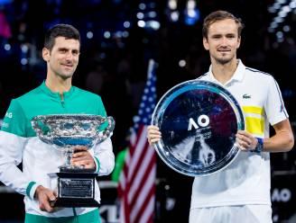 Medvedev komt top 3 binnen op ATP-ranking, Goffin blijft 15de