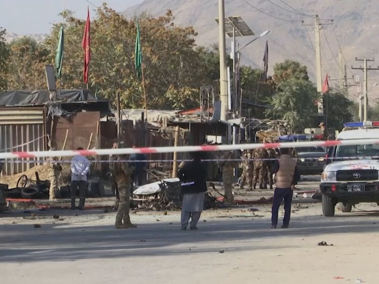Drie mensen omgekomen bij aanslag met autobom in Afghanistan