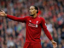 Liverpool hoopt nog, maar Van Dijk al wel in de prijzen